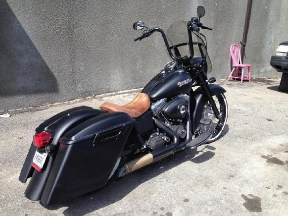 OLDYS CUSTOM COMPOSITES, Cool custom fenders for your motorcycle